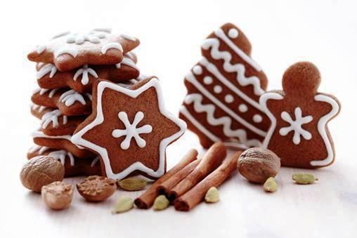Имбирное печенье, отдушка косметическая 15 мл