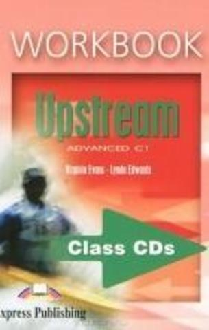 UPSTREAM ADVANCED WORKBOOK CL. CD (SET 2)