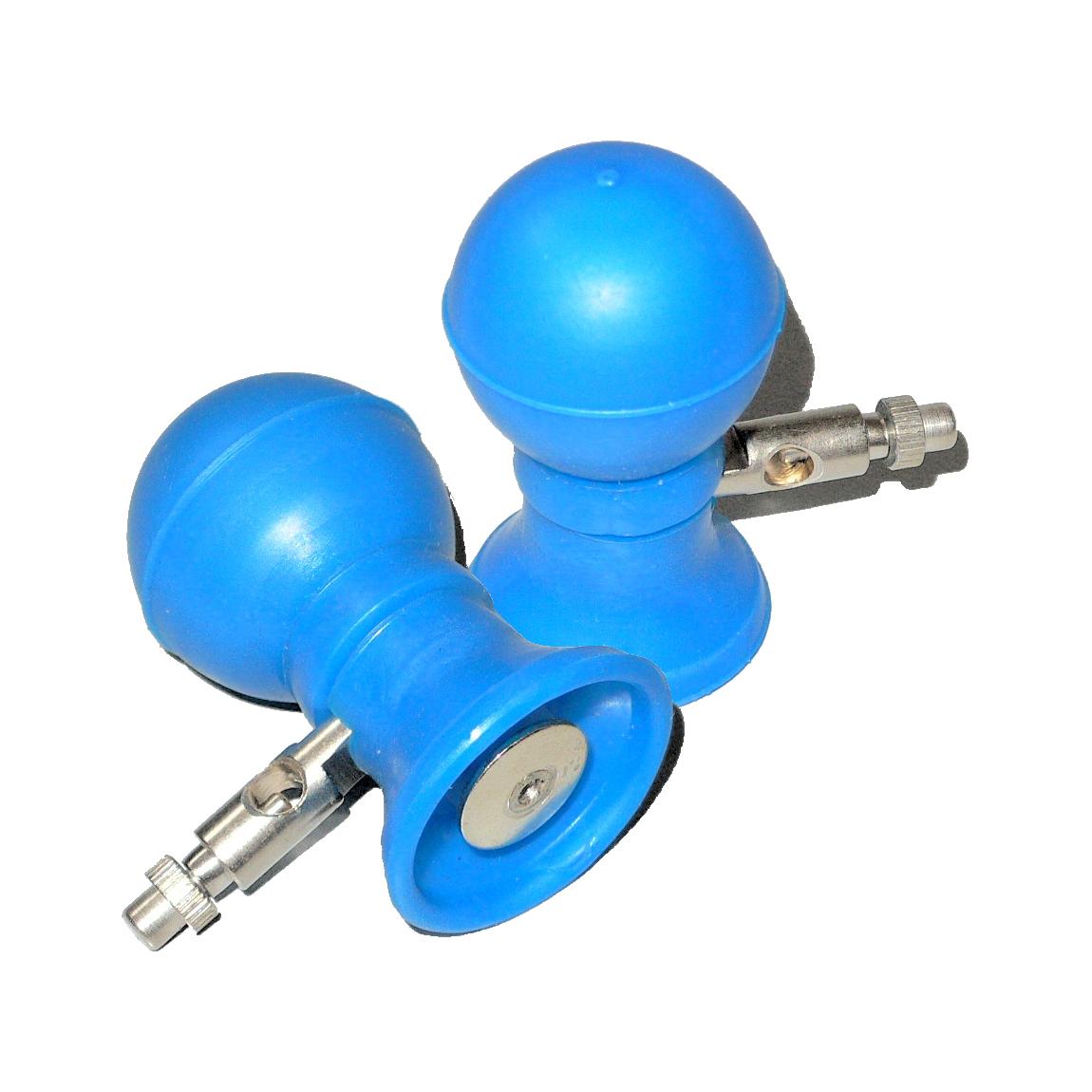 Грудной многоразовый электрод для ЭКГ, педиатрический с плоским токосъмником (546,5 руб/шт)