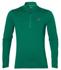 Мужская рубашка для бега Asics LS Jersey 141202 5013 зеленая