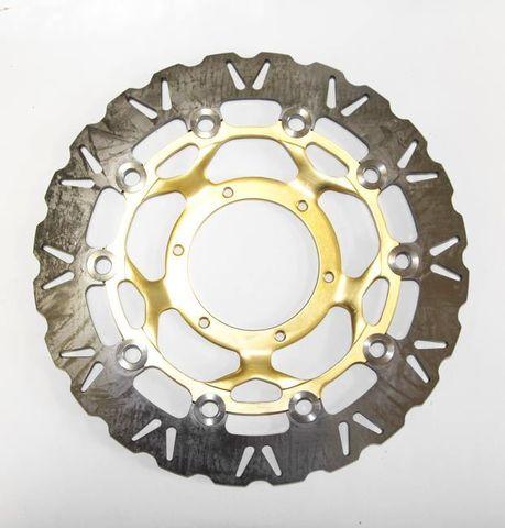 Передние лепестковые тормозные диски (2 шт.) для Honda CBR600 RR 03-08, CBR1000 RR 04-05