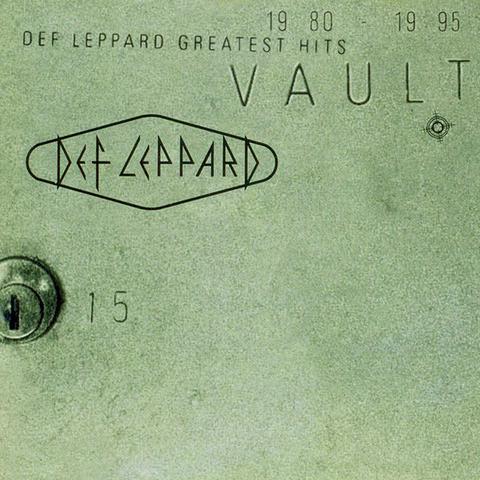 Def Leppard / Vault: Def Leppard Greatest Hits 1980-1995 (2LP)