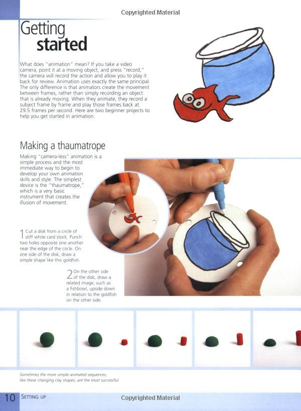 Книга Beginner's Guide to Animation : Everything You Need to Know to Get Started