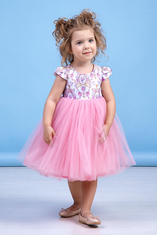купить платье на новый девочке