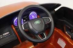 Land Rover DISCOVERY SPORT O111OO Электромобиль детский www.avtoforbaby-spb.ru