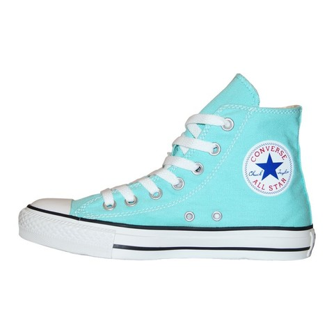 Кеды Converse Chuck Taylor All Star Hi Light Green