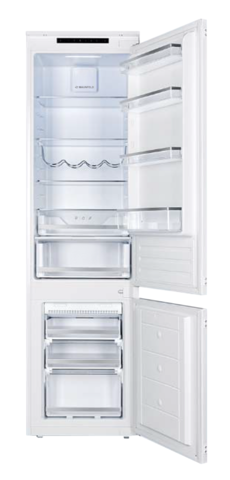 Встраиваемый холодильник Maunfeld MBF193NFFW