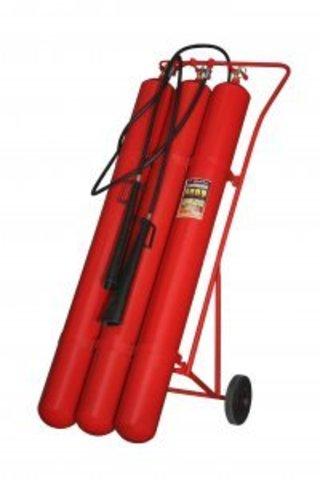 Огнетушитель углекислотный ОУ-55 ВСЕ