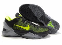 Kobe 7  Black Green