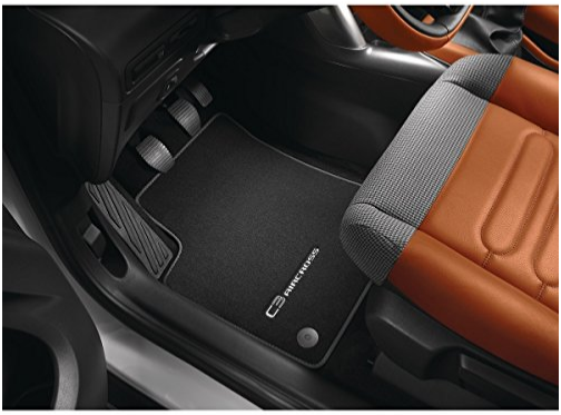 Коврики в салон (велюровые) Citroen 1616766180 для Citroen C3 Aircross 2018 - 1 pcs diy car styling leather two free punch central armrest cover case stickers for citroen c3 xr peugeot 2008 2014 accessories