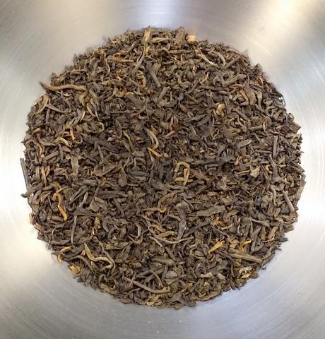 чай Пуэр Шу дворцовый