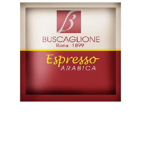 Кофе в чалдах Buscaglione Arabica (Бускальоне Арабика)