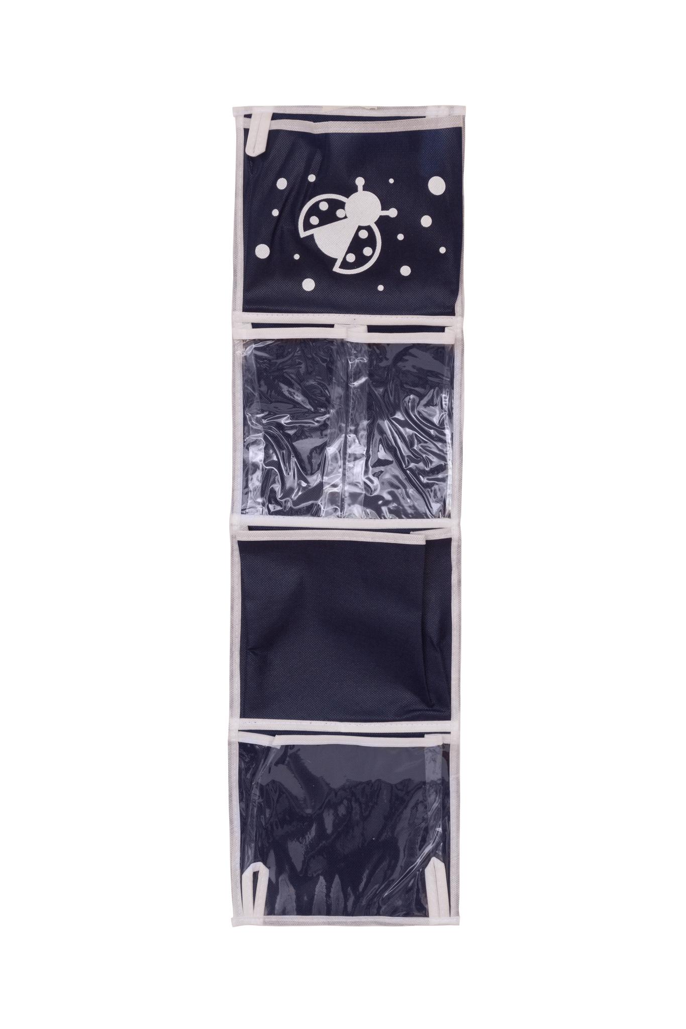 Карманы подвесные для шкафчика в детский сад