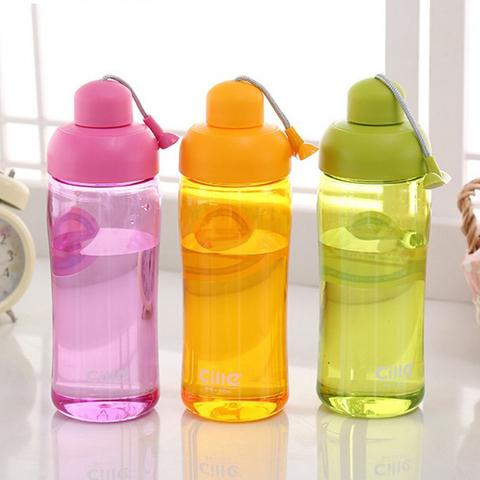 Спортивная бутылка для воды, 0.5 л.