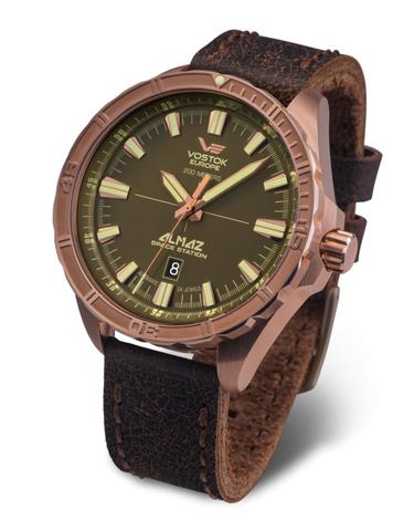 Часы наручные Восток Европа Алмаз NH35A/320O516