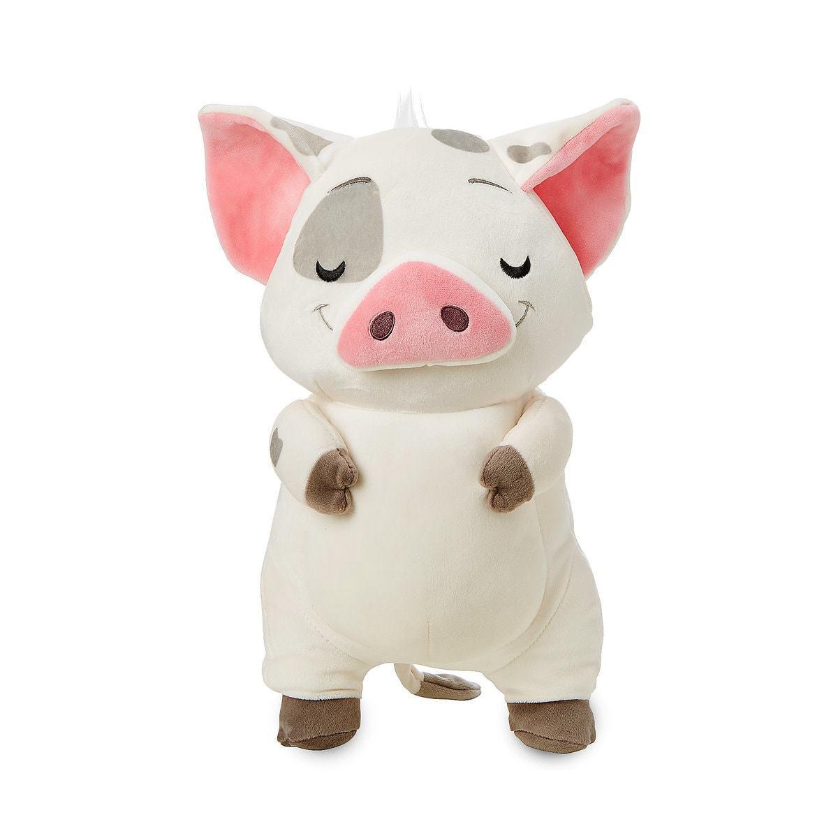Мягкая игрушка «Поросенок Пуа» Disney Cuddleez - 35 см