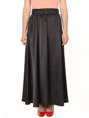 U303/2-9 юбка женская, черная