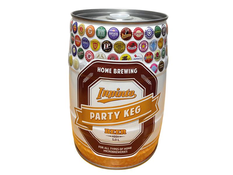 Розлив и хранение пива Бочонок для дображивания InPinto 5 литров 243_G_1354544017730.jpg