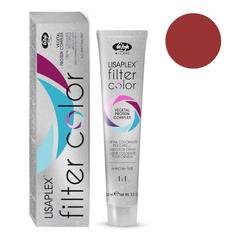 Оттенок вишневый металлик Крем-краситель для волос Lisaplex Filter Color 100мл