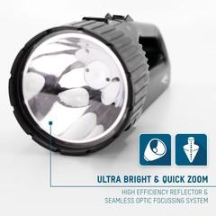 Аккумуляторный ручной прожектор FUTURE HS1000 650 метров