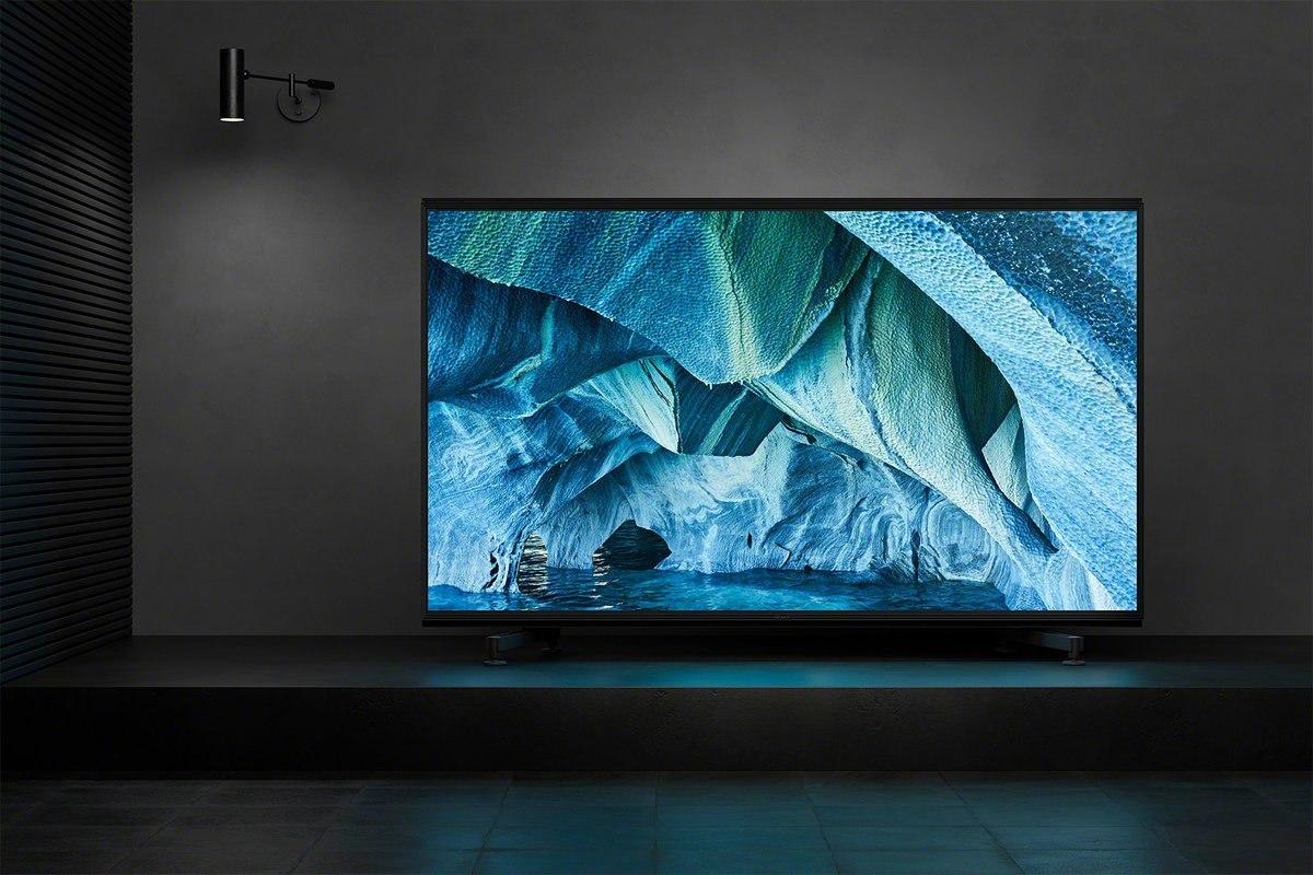 KD-98ZG9 8K телевизор Sony Bravia, 98 дюймов