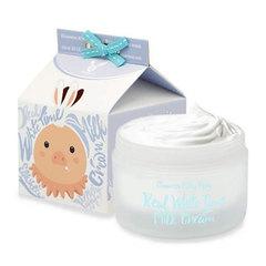 Elizavecca Real White Time Milk Cream - Осветляющий крем для лица и тела