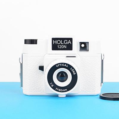 Пленочный фотоаппарат Holga 120N