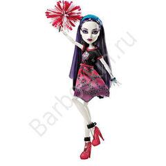 Кукла Monster High Спектра Вондергейст (Spectra Vondergeist) - Группа поддержки Ужаса