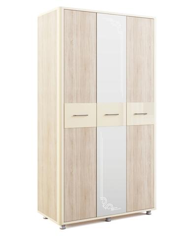 Шкаф трехдверный ОЛИМПИЯ