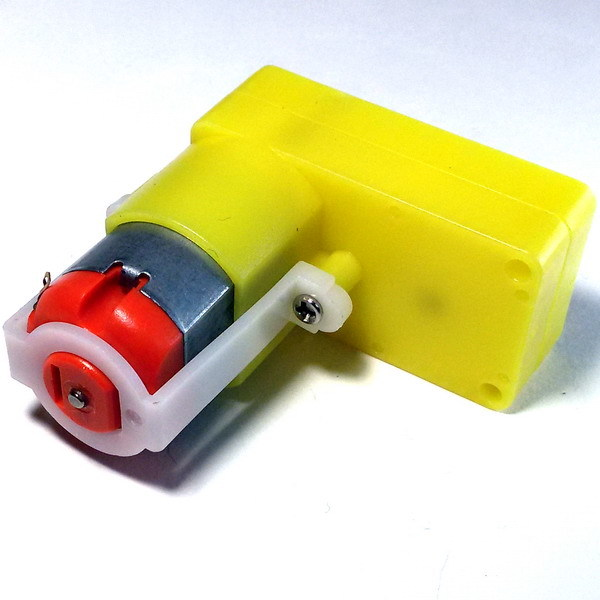 Мотор-редуктор для робота 90° (1:48)