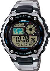 Мужские электронные часы Casio AE-2100WD-1AVDF