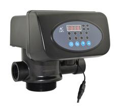Клапан 63Р3, (автомат на умягчение, макс.поток 4м3/ч, водосчетчик, по потоку),  Runxin