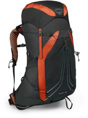 Рюкзак Osprey Exos 48 Blaze Black L