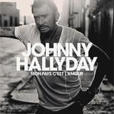 Johnny Hallyday / Mon Pays C'est L'amour (CD)