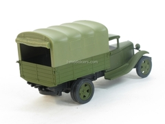 GAZ-AA with awning 1:43 Nash Avtoprom