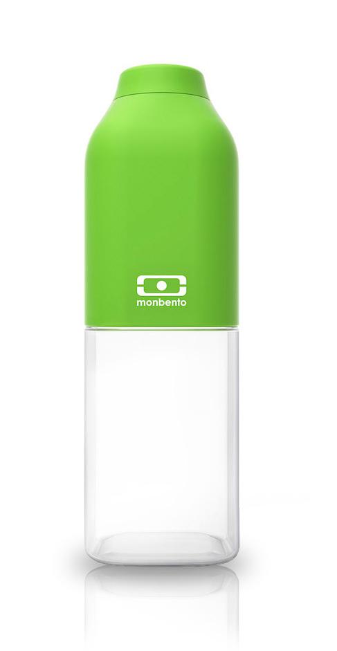 Бутылка Monbento Positive (0,5 литра) зеленая