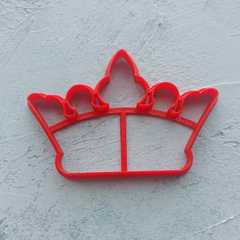 Корона форма для пряника