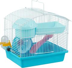 N1 Клетка для хомяка 27*20*26 укомплектованная