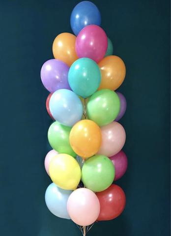 Композиция из шаров № 4
