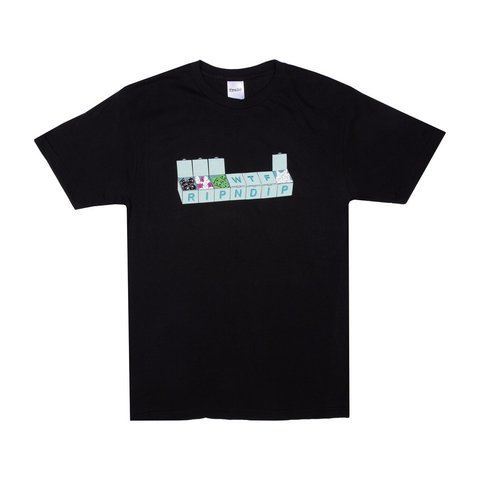 Футболка RIPNDIP Daily Dose (Black)