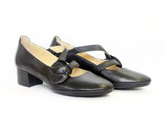 Туфли с перепонкой