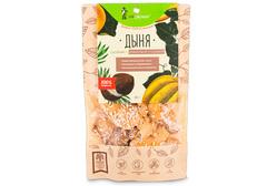 Дыня сушеная с кокосовой стружкой Экофермер, 100г