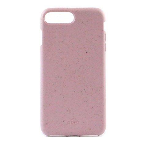 Чехол для телефона Pela iPhone 6+/6s+/7+/8+ розовый