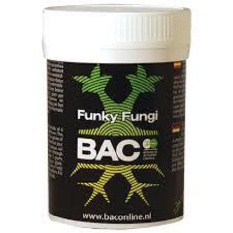 Funky-fungi (Mikoriza)  B.A.C.
