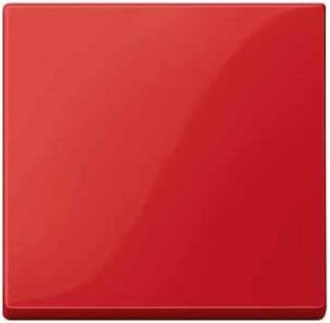 Выключатель одноклавишный клавишный. Цвет Рубиново-красный. Merten. MTN3111-0000+MTN3300-0306