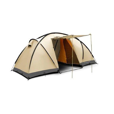 Кемпинговая палатка Trimm Family Comfort II, 4+2 (песочная)