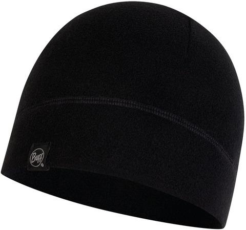Флисовая шапка Buff Hat Polar Solid Black