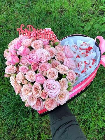 Розы и сладости #41522