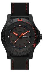 Наручные часы Traser Red Combat Professional 106033 (каучук с красной строчкой)