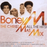 Boney M. ‎/ The Christmas Mix - All The Hits (CD)
